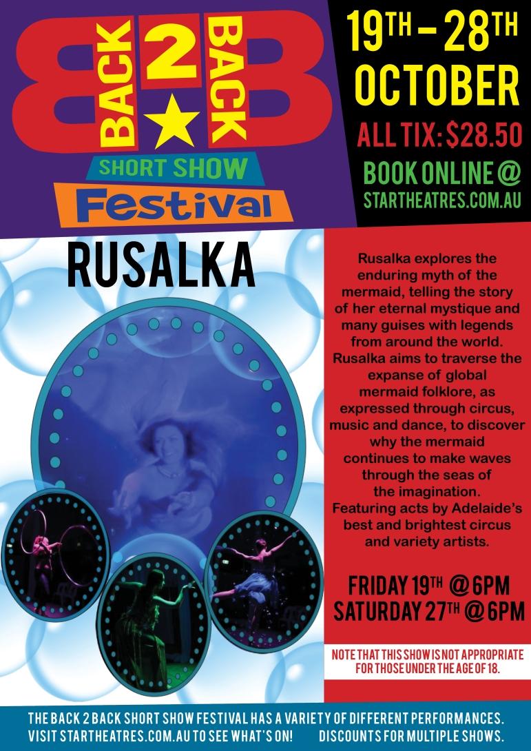 Rusalka - For Web